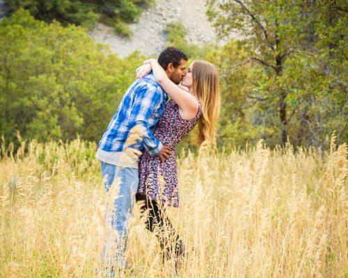 Sophie & Manny {Salt Lake City Couple & Engagement Photographer}