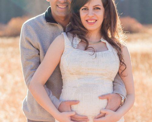 Nafiseh & Amin {Salt Lake City Maternity Photographer}