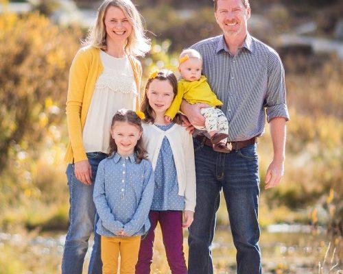 Quinn Family {Salt Lake City Family Photographer}