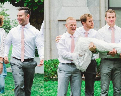 Jordan & Michael {Salt Lake City Wedding Photographer}