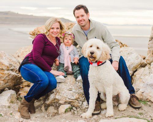 Artis Family {Salt Lake City Family Photographer}