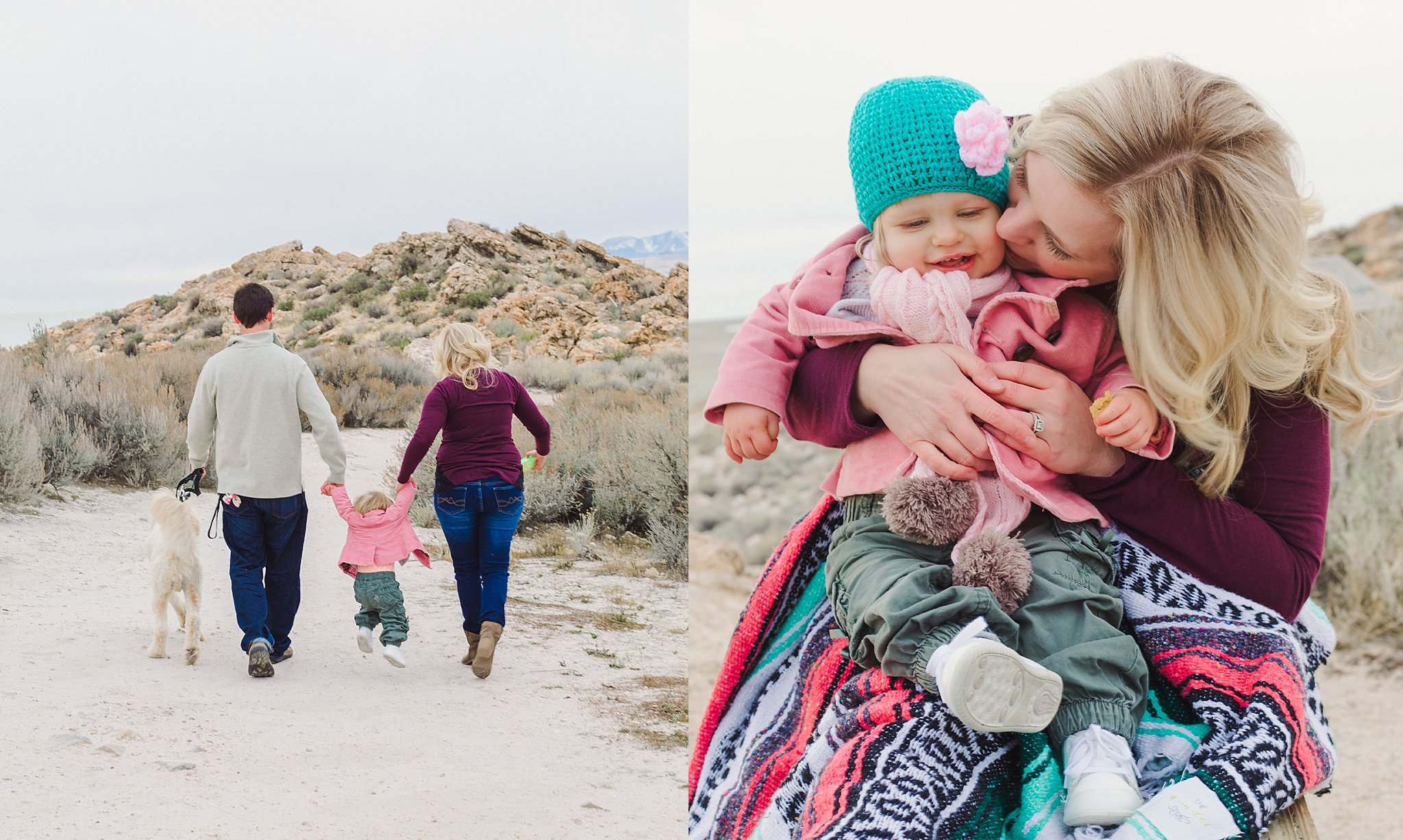 Salt Lake City,antelope island,baby,christmas photo,pets,winter,