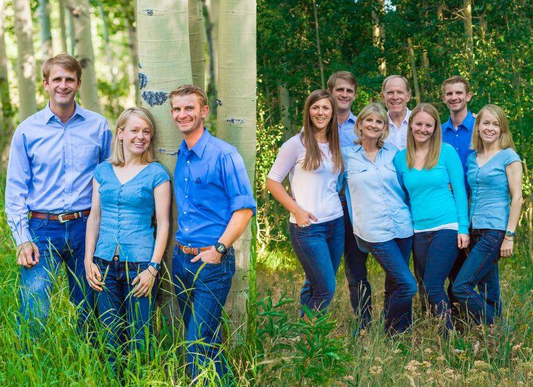 park city family photography