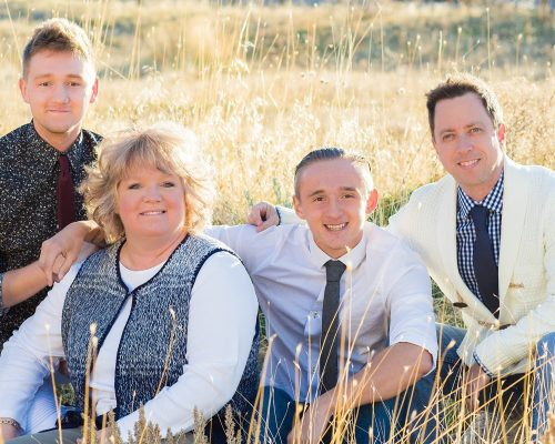 Maze Family {Salt Lake City Family Photographer}