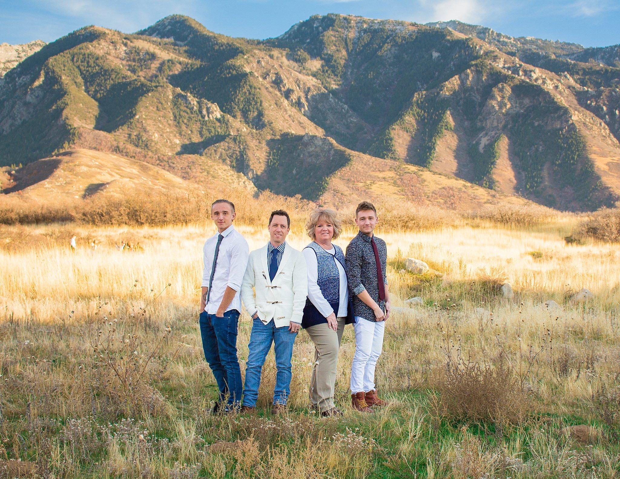 salt lake city family photographer