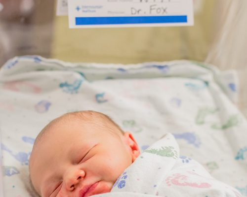 Baby Henry {Salt Lake City Fresh 48 + Newborn Photographer}
