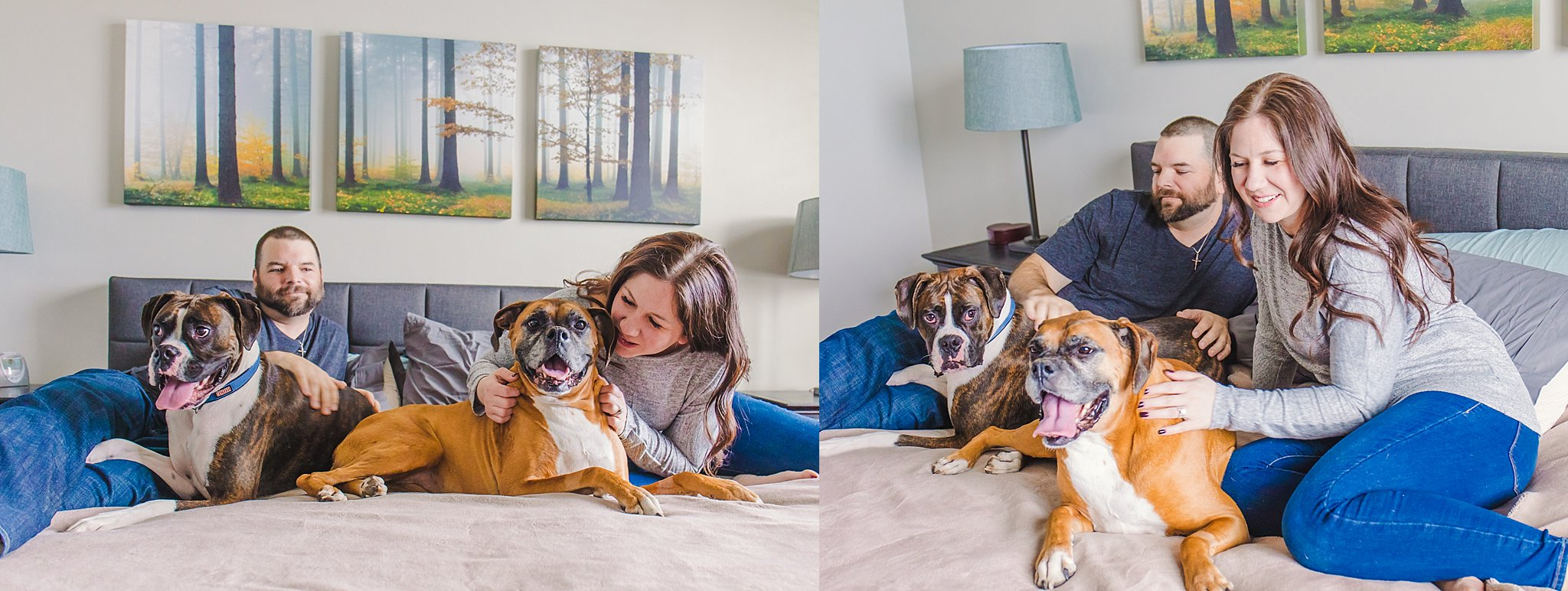 Salt Lake City,couple,hilary gardiner photography,home,in home lifestyle session,lifestyle,pets,photographer,utah valley,