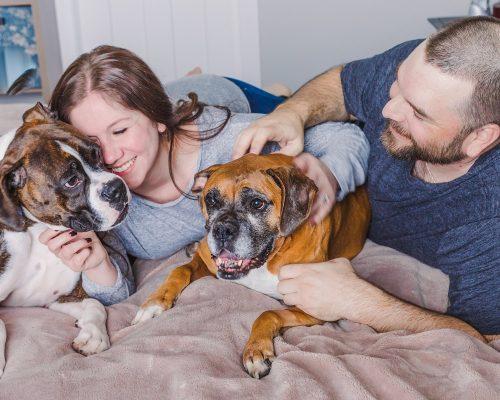 Walsh Family {Salt Lake City Pet & Family Photographer}
