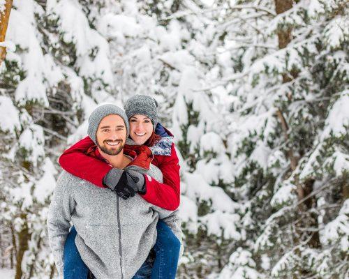 Kat + Cal {Salt Lake City Couple & Engagement Photographer}
