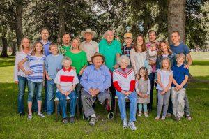 Wakefield Extended Family {Ogden Family Photographer}