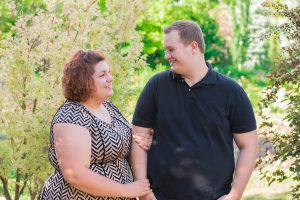 Elisabeth & Thomas {Ogden Couples + Engagement Photographer}
