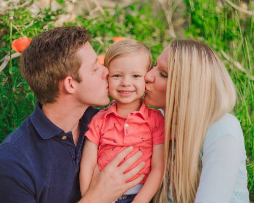 Crouchet Family {Utah Valley Family Photographer}