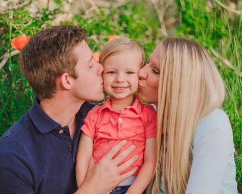 Crouchet Family {Utah Valley Family Photographer}