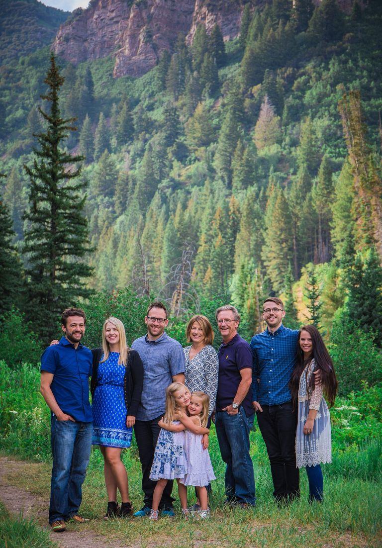 Salt Lake City,big cottonwood canyon,family,hilary gardiner photography,mountain family photos,salt lake city family photographer,