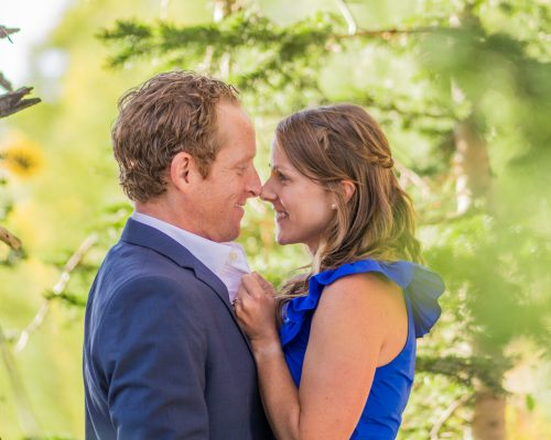Meghan & Michael {Big Cottonwood Mountain Engagement}