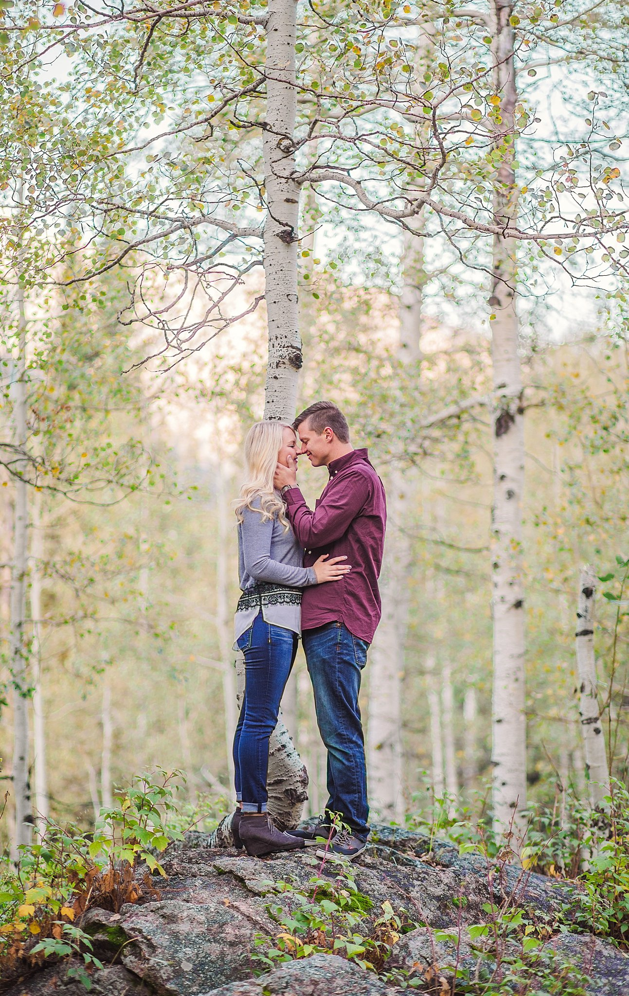 LDS,love,married,mountain engagement session,salt lake city wedding photographer,salt lake couple photographer,salt lake engagement photographer,
