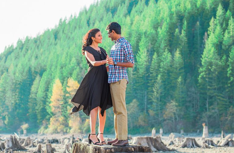 rattlesnake lake, seattle engagement photographer, issaquah engagement photographer, sammamish engagement, north bend engagement, washington engagement photographer